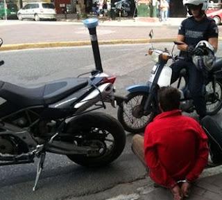 Νέα Σελεύκεια Ηγουμενίτσας: 40χρονος κυκλοφορούσε με μηχανή που είχε κλαπεί στη Κέρκυρα