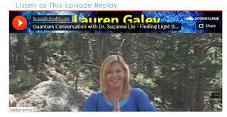 https://soundcloud.com/laurengaley/quantum-conversation-with-dr-suzanne-lie-finding-light-body