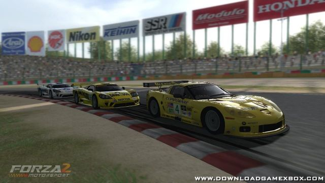 Forza Motorsport 2 [NTSC-U][ISO] - Download Game Xbox New Free