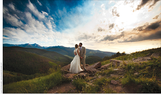 Bash! Weddings and Events: Destination + Wedding = Vail ...