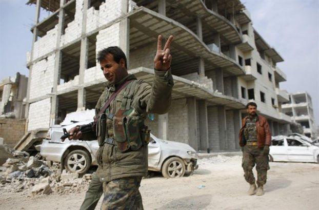 ΗΠΑ: Έρχεται η μάχη κατά της ISIS στη Ράκα και οι Κούρδοι θα συμμετέχουν
