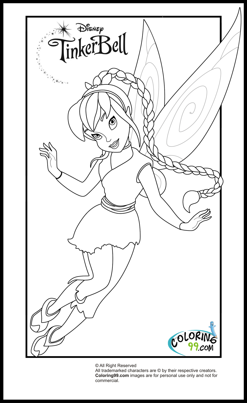 disney fawn coloring pages - photo#12