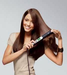 Cara cepat meluruskan rambut