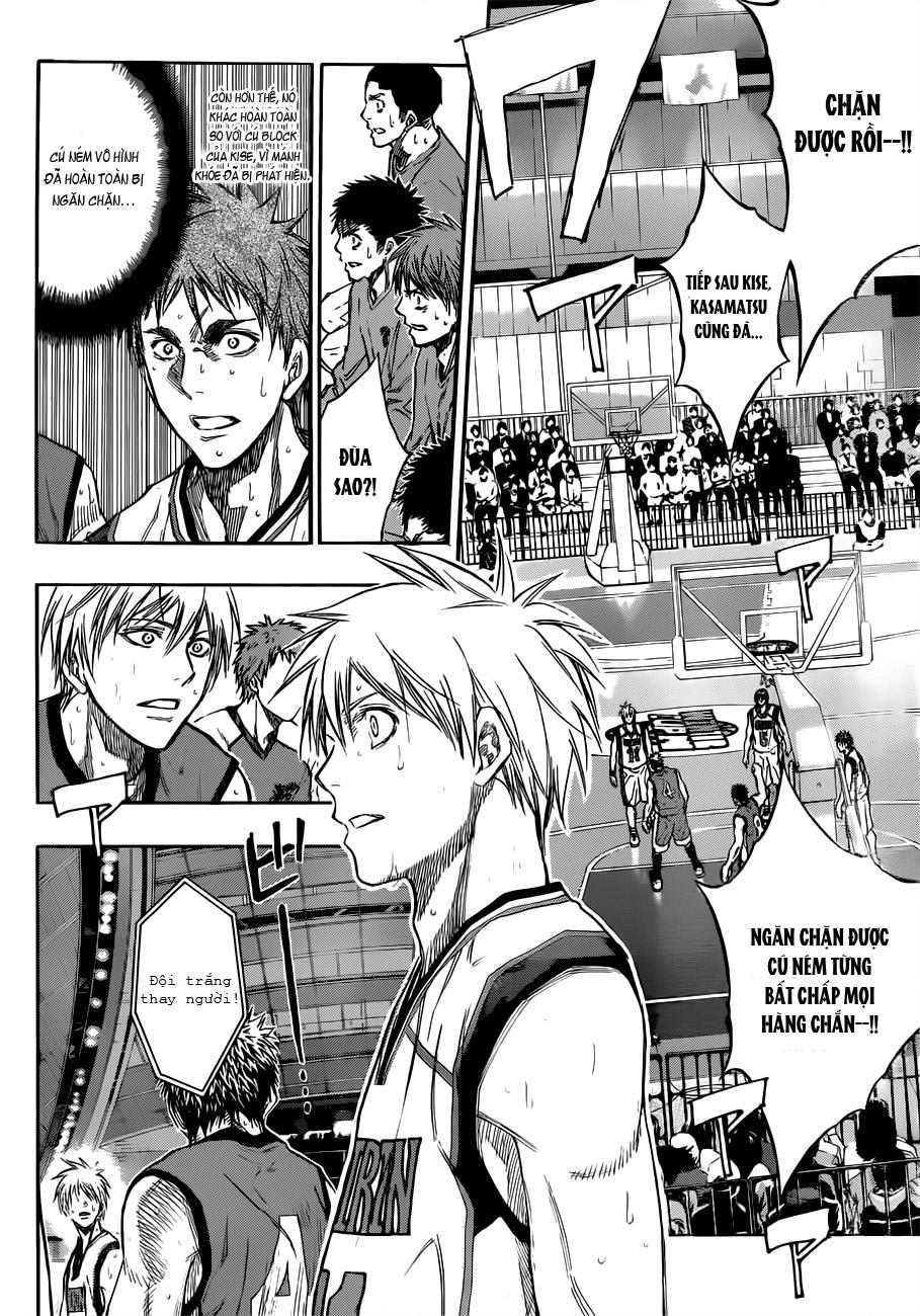 Kuroko No Basket chap 191 trang 14