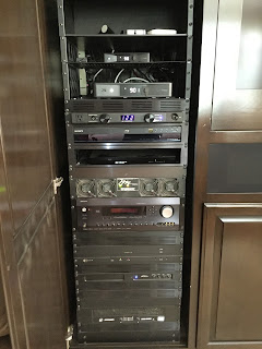 image of smart home rack and equipment