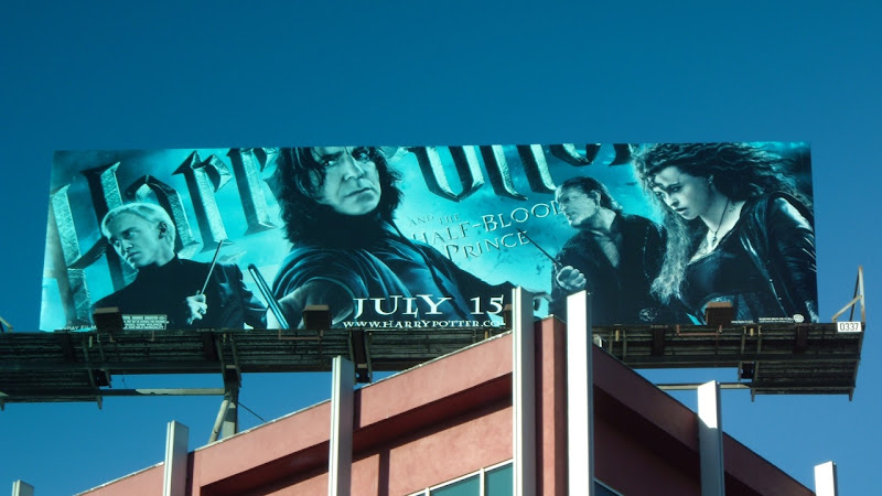 Harry Potter villains billboard