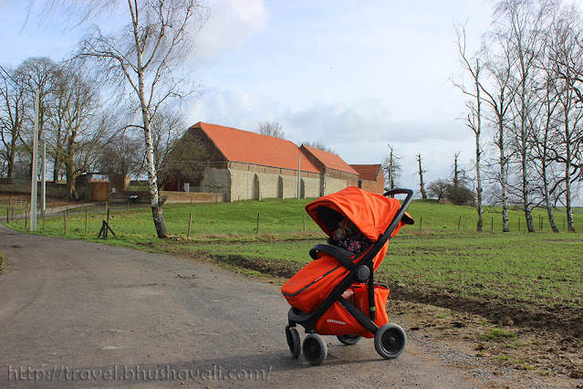 Waterloo Hougoumont Farm Napoleon's last battlefield