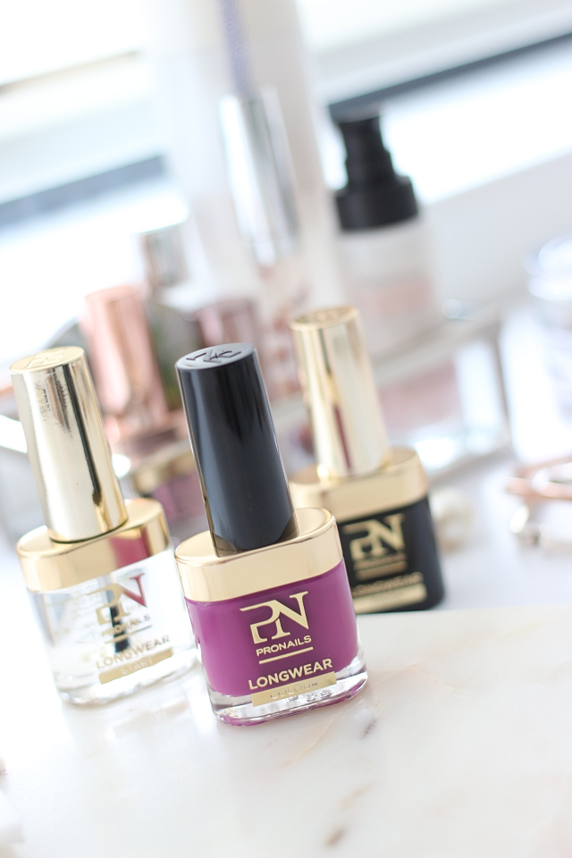 ProNails LongWear Nail Polish in Violeta