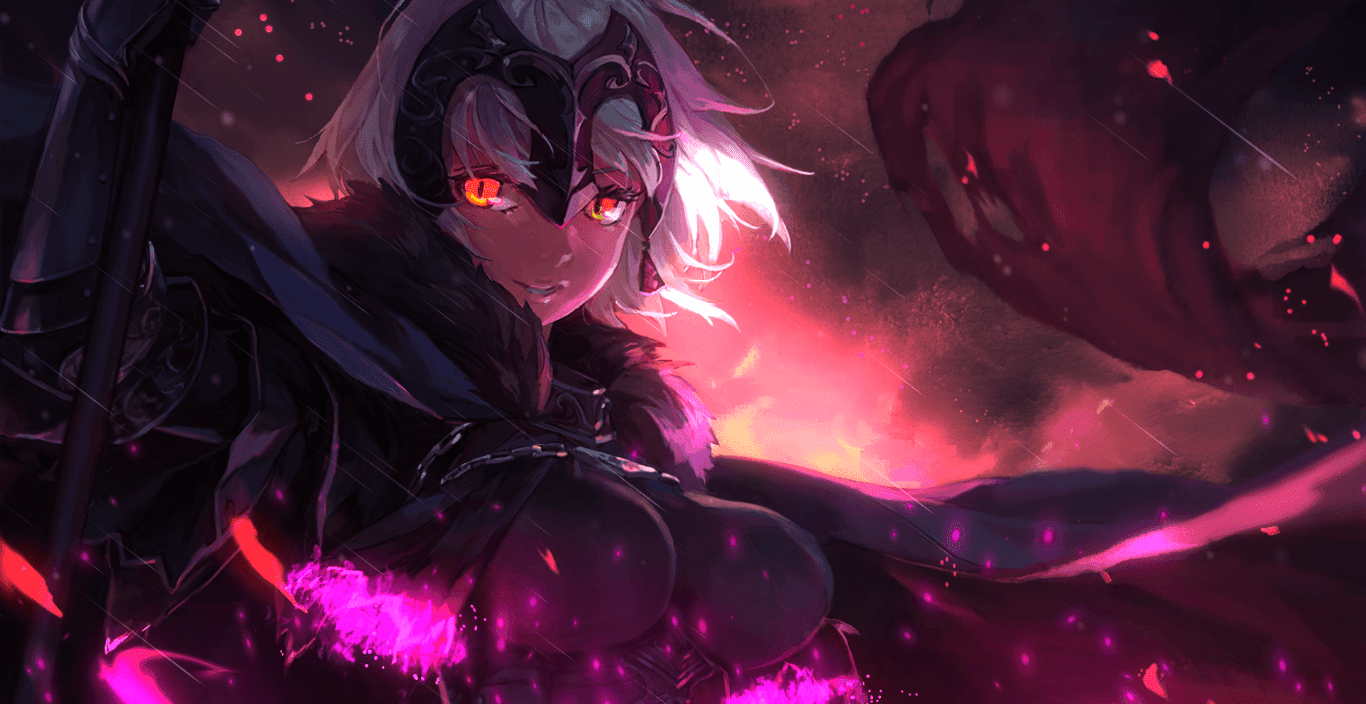 Ruler [Fate/Apocrypha] [Wallpaper Engine Anime]