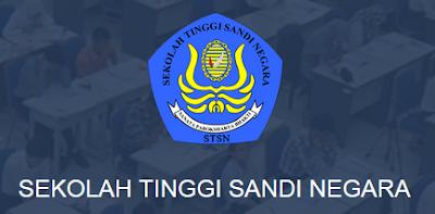 INFO PENERIMAAN CALON MAHASISWA BARU SEKOLAH TINGGI SANDI NEGARA (STSN) TAHUN 2018