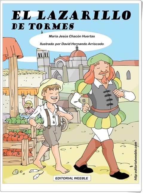 """""""El Lazarillo de Tormes"""" (Adaptación infantil)"""