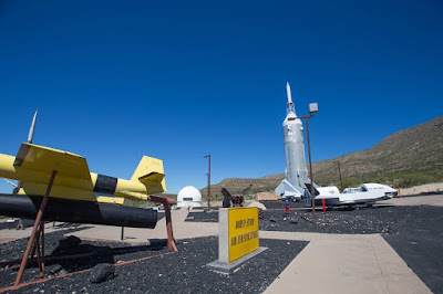 New Mexico Space Museum by Laurence Norah