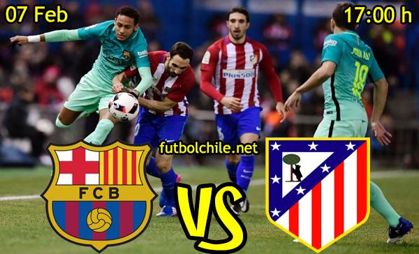 Ver stream hd youtube facebook movil android ios iphone table ipad windows mac linux resultado en vivo, online: Barcelona vs Atlético Madrid