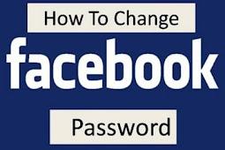 How to Change Your Facebook Password | Change Facebook Password