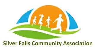 silver falls community association logo