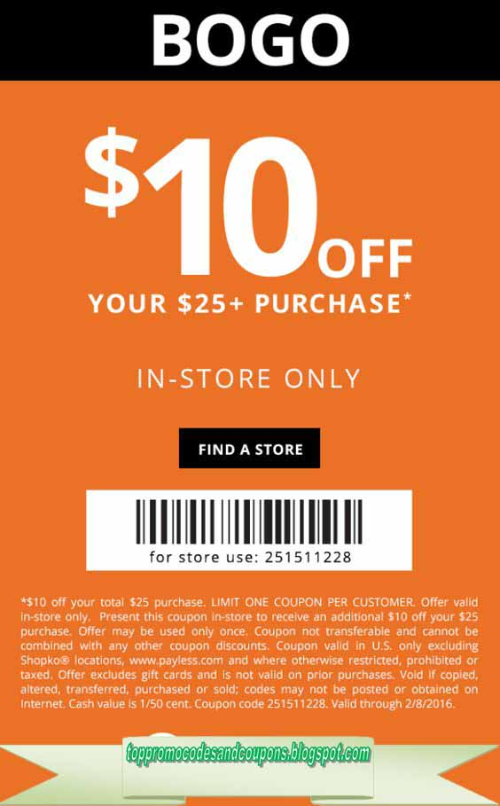 graphic about Payless Shoes Printable Coupon referred to as payless discount codes printable 2011