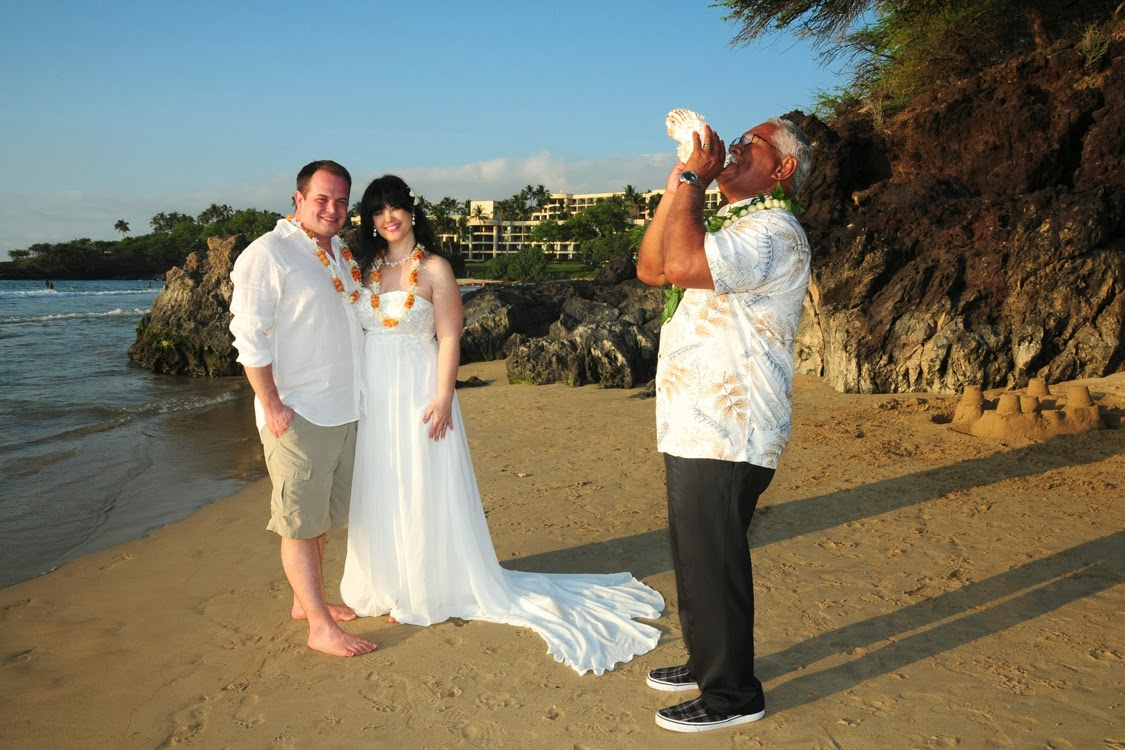 Hapuna Beach Weddings
