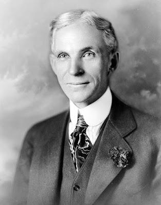 30 de julio de 1863: Henry Ford