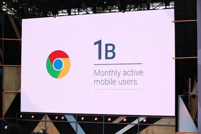 Gmail, Android, Chrome, Maps, Pesquisa, Youtube e a Play Store possuem 1 bilhão de usuários ativos.