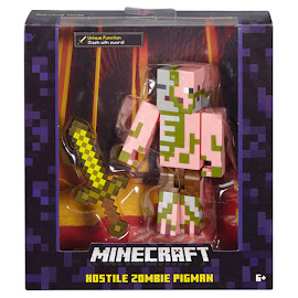 Minecraft Zombie Pigman Survival Mode Figure