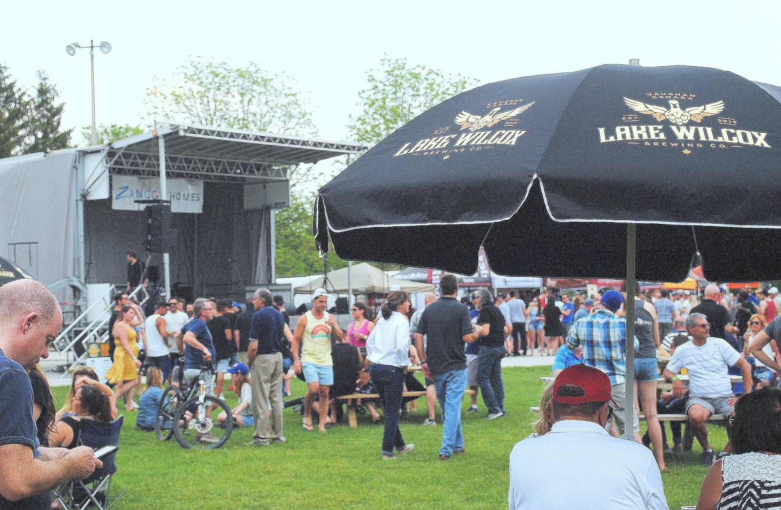 King City Beer And Food Truck Festival