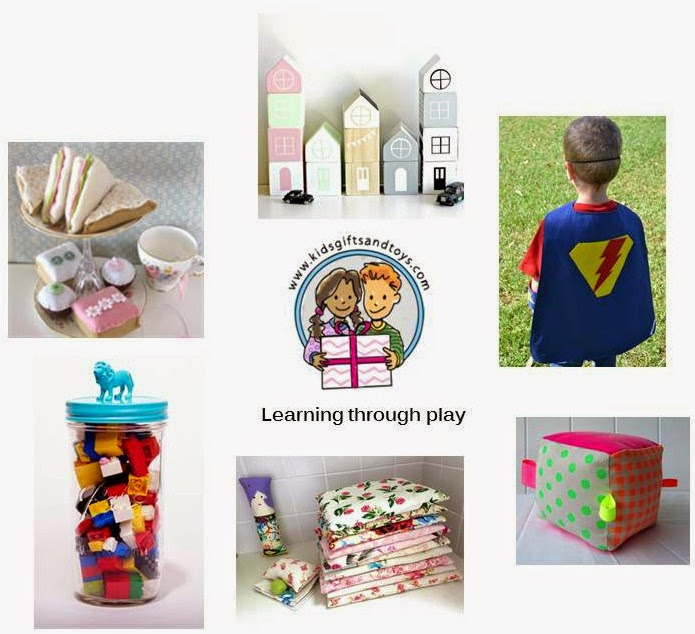 Guest Curator - Kids Gifts and Toys