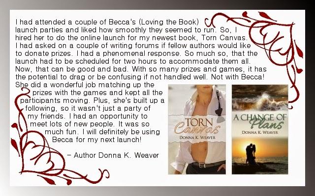 http://www.amazon.com/Donna-K.-Weaver/e/B00DXF7480/ref=sr_tc_2_0?qid=1417191063&sr=1-2-ent