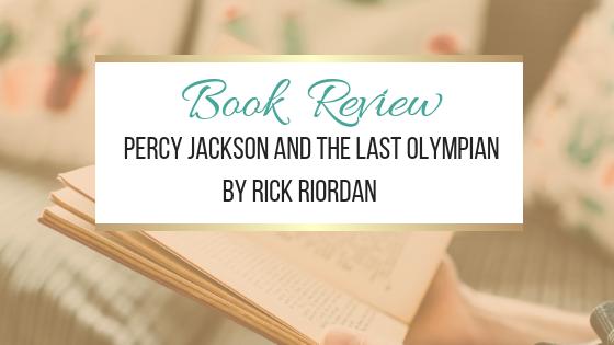 Percy Jackson Last Olympian Ebook