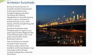 Jembatan Suramadu Serta Misteri dan Sejarahnya