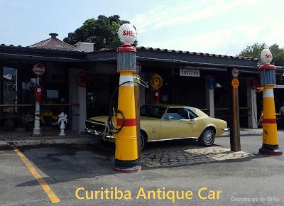 Curitiba Antique Car - carros antigos e clássicos