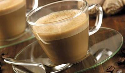 caffè al ginseng calorie