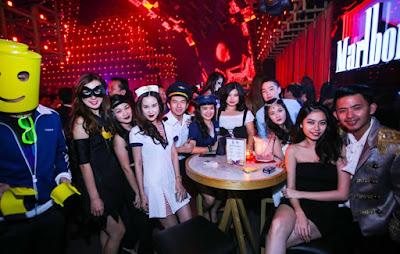 Club Malam dan Diskotik Di Jakarta Yang Populer