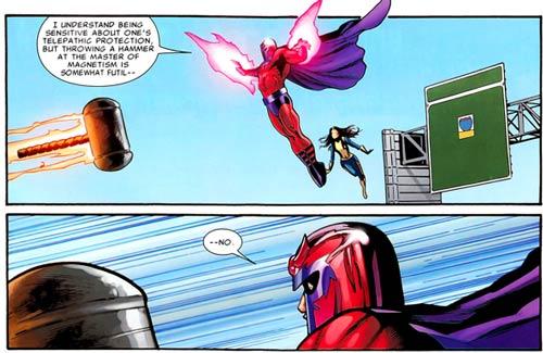 Superhero yang Bisa Mengangkat Palu Mjolnir selain Thor