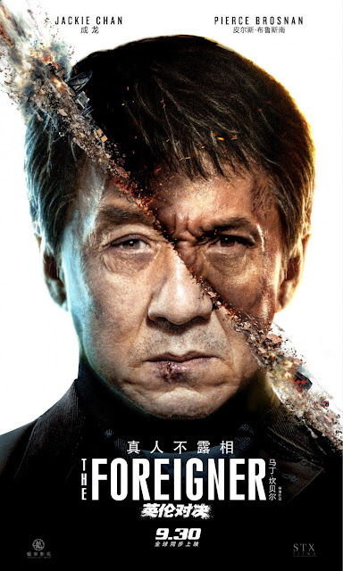 Sinopsis The Foreigner ( 2017) - Film Action China