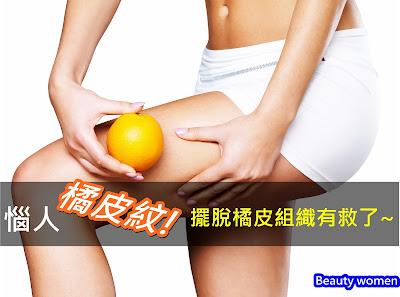 惱人橘皮紋擺脫橘皮組織
