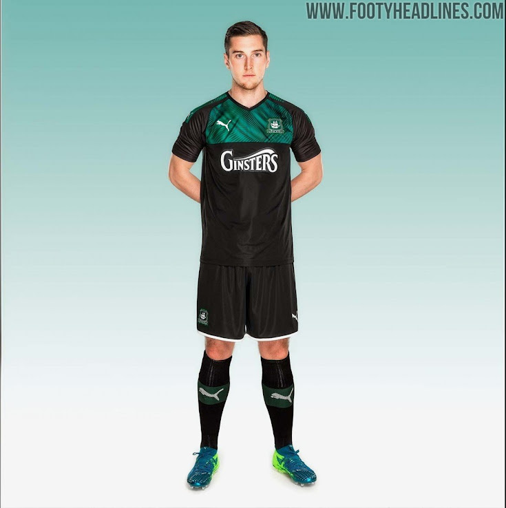 Image result for plymouth argyle third kit