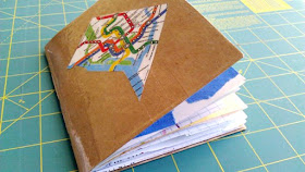 Art inspired travel journal by the Artful Parent