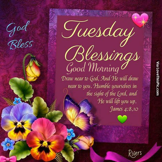 A Grandma's Blessings: Tuesday's Blessings