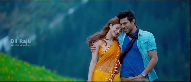 Nee Jathaga Full Video Song- Telugu Movie-Yevadu-Ram Charan-Shruti Hassan HD Image