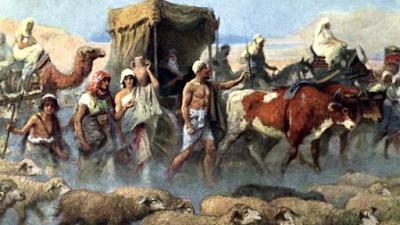 O povo de Israel vai ao Egito (Bíblia comentada - Gênesis 45)
