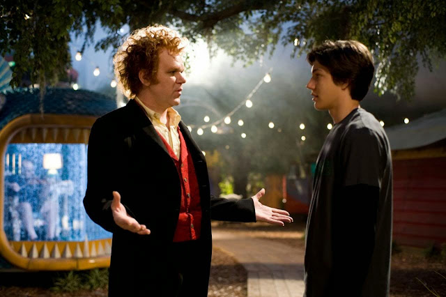 Cirque du Freak: The Vampire's Assistant John C. Reilly and Chris Massoglia | A Constantly Racing Mind
