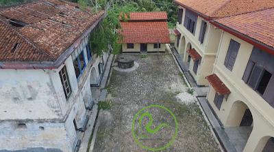 Tangsi Belanda, Bangunan Bersejarah di Siak Sri Indrapura
