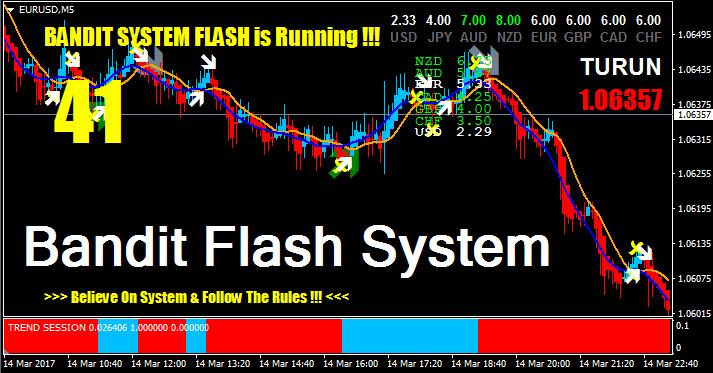 Bandit flash forex system
