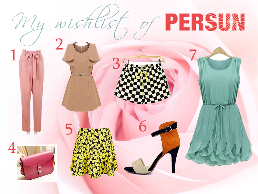Wishlist, damero, persunmall, shopping, shoping online