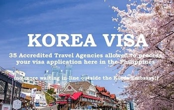 GET YOUR KOREA TOURIST VISA