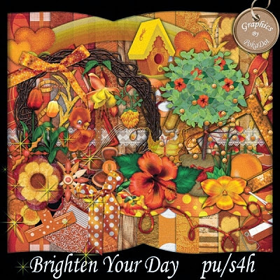 Brighten Your Day Scrap Kit