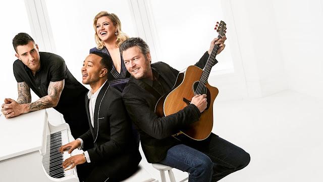 John Legend integra o time de jurados da 16º temporada de The Voice, que estreia no Canal Sony