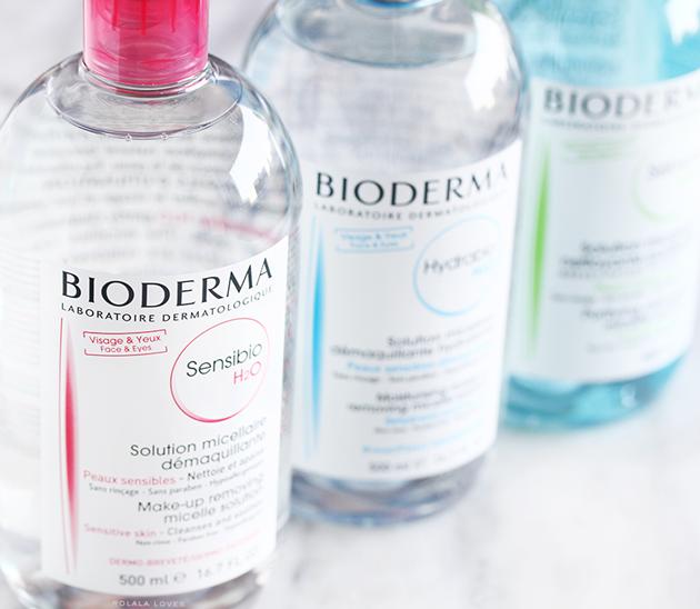 Bioderma Review, Micellar Water, Bioderma Sensibio H2O Bioderma Hydrabio H2O, Bioderma Sebium H2O, Bioderma Crealine H2O