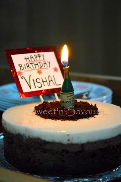 Happy Birthday Vishal Cake Images