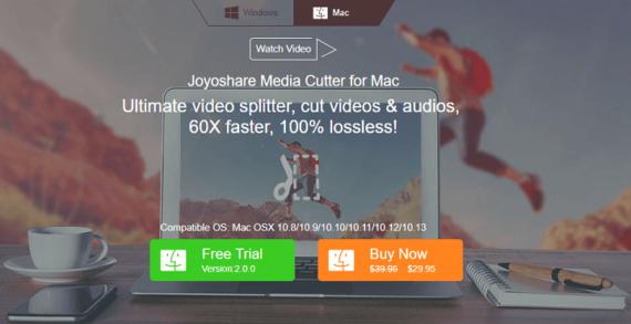 Joyoshare Media Cutter for Mac - Best Video Cutter? [ Review ]
